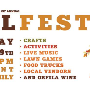 Orfila Fall Festival