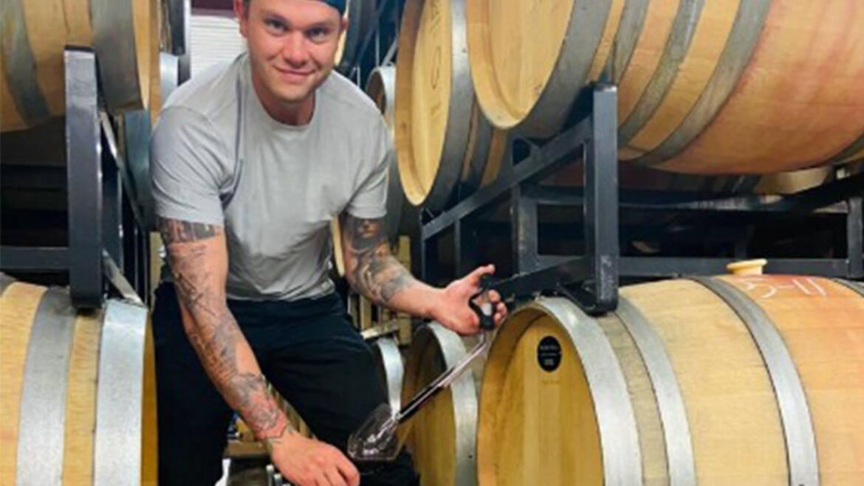 Meet Christian Ecker – Cellar Master!