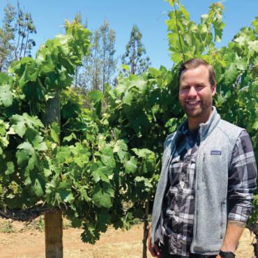 Meet Our New Winemaker – Andrew Wisniewski !